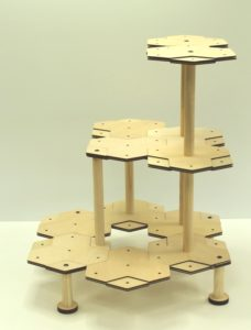 にゃんこタワーSサイズ3